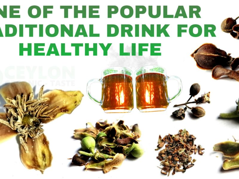 One of the popular traditional drink for healthy life